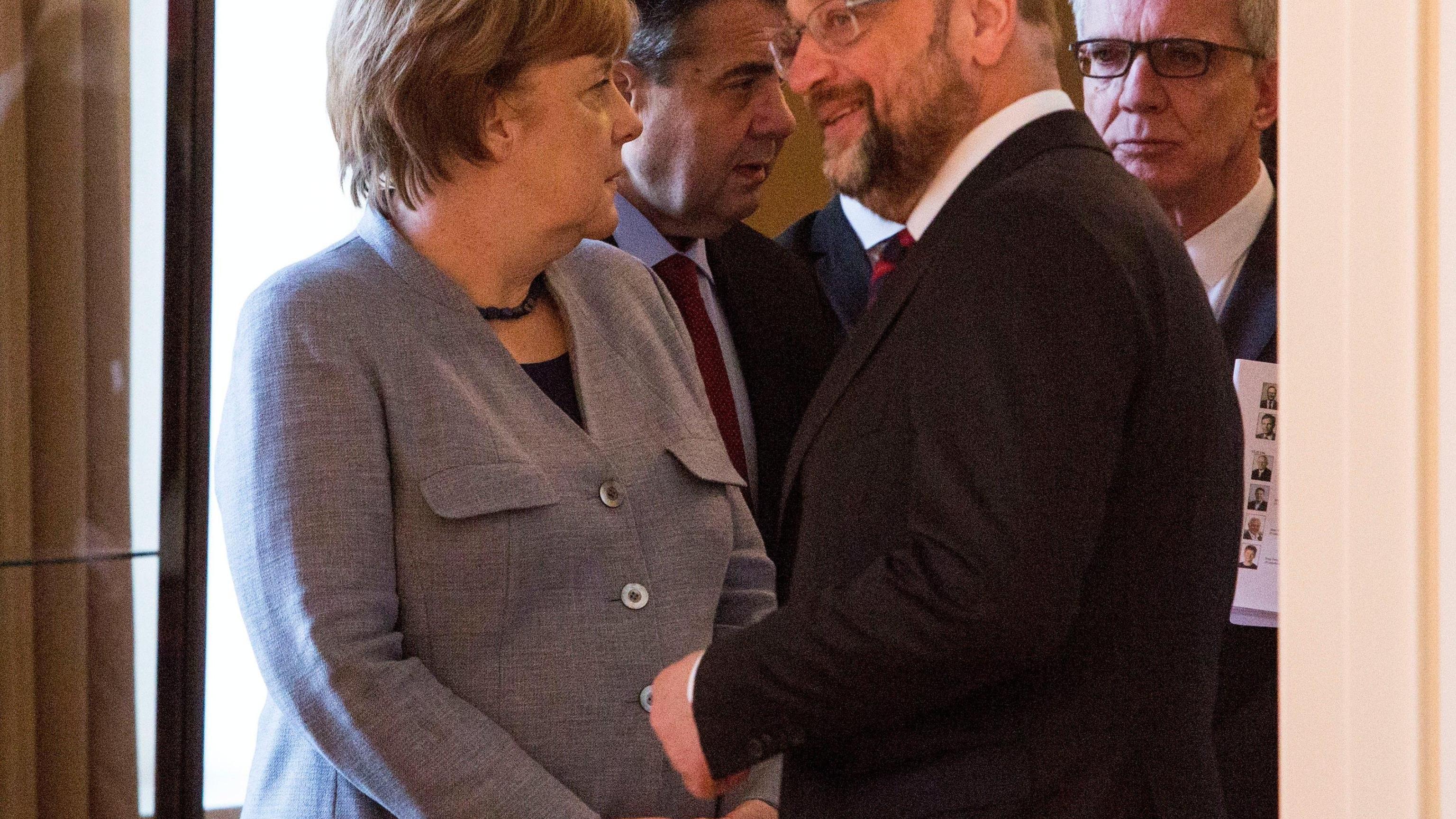 Germania: accordo per Grosse-Koalition