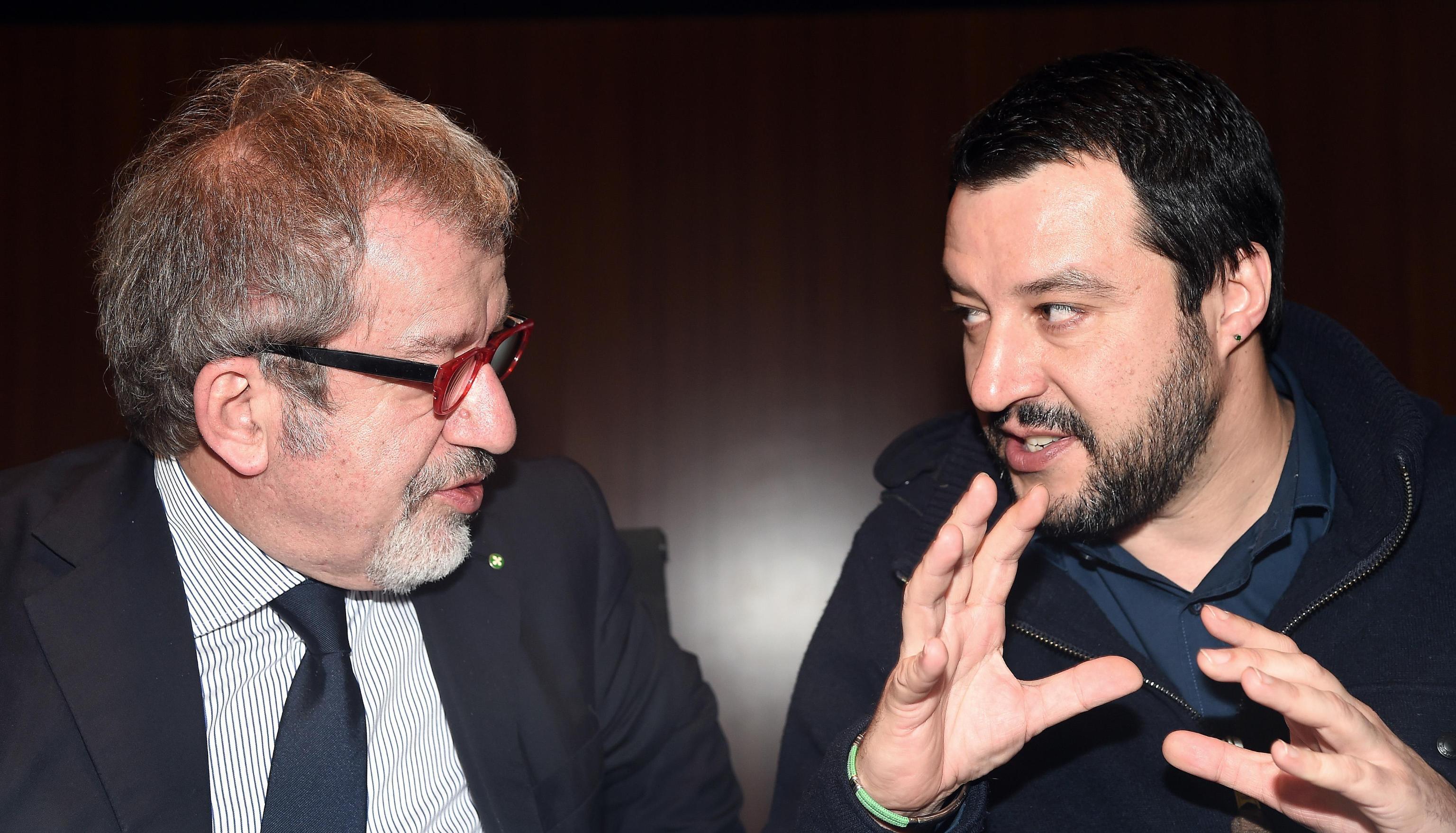 Salvini, Maroni premier? Lo escludo