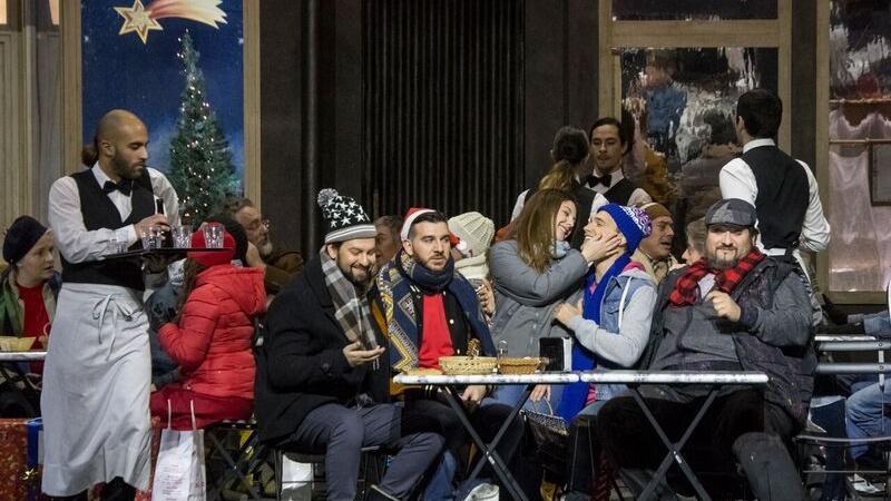 Boheme inaugura la stagione a Bologna