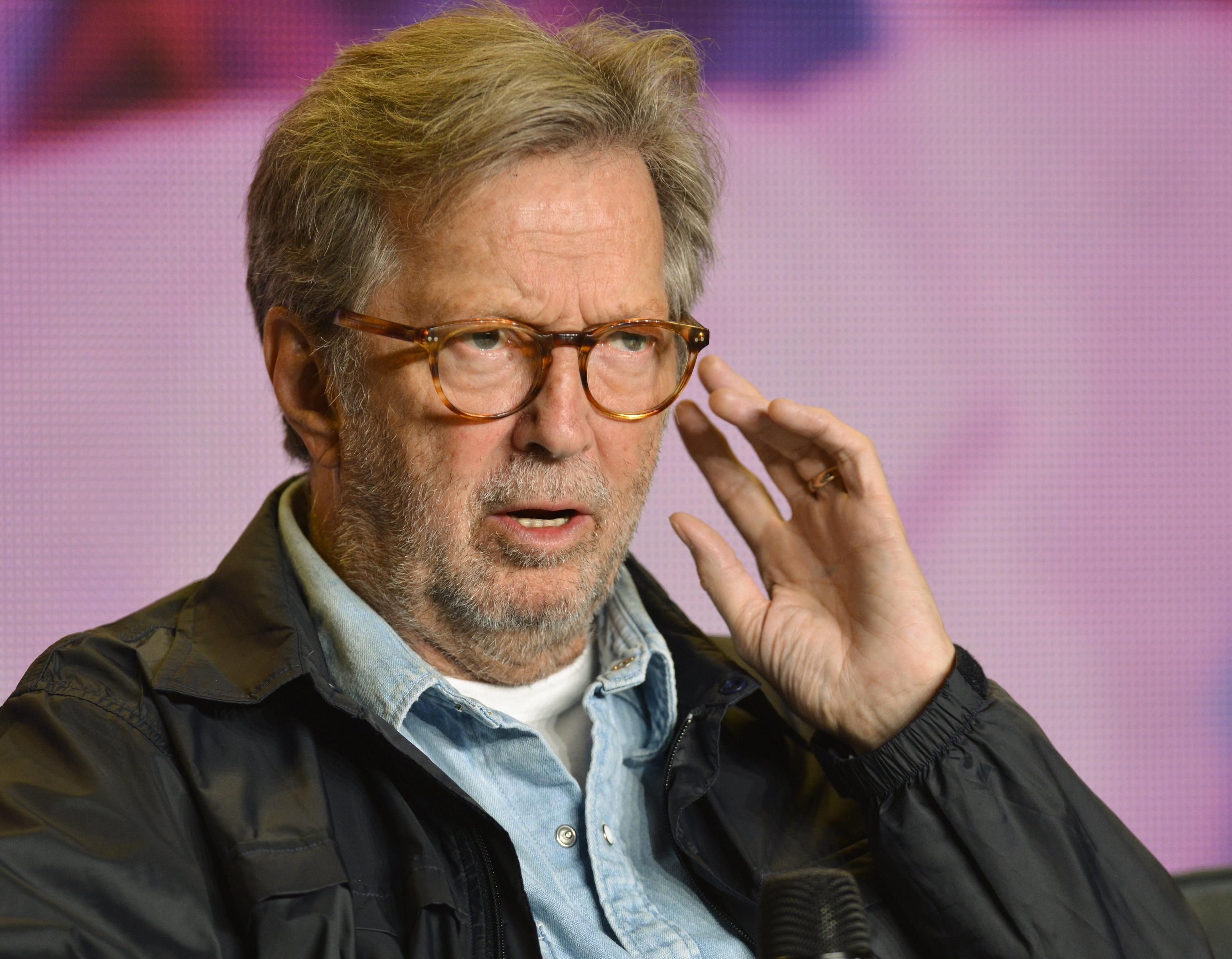 Eric Clapton rivela, divento sordo
