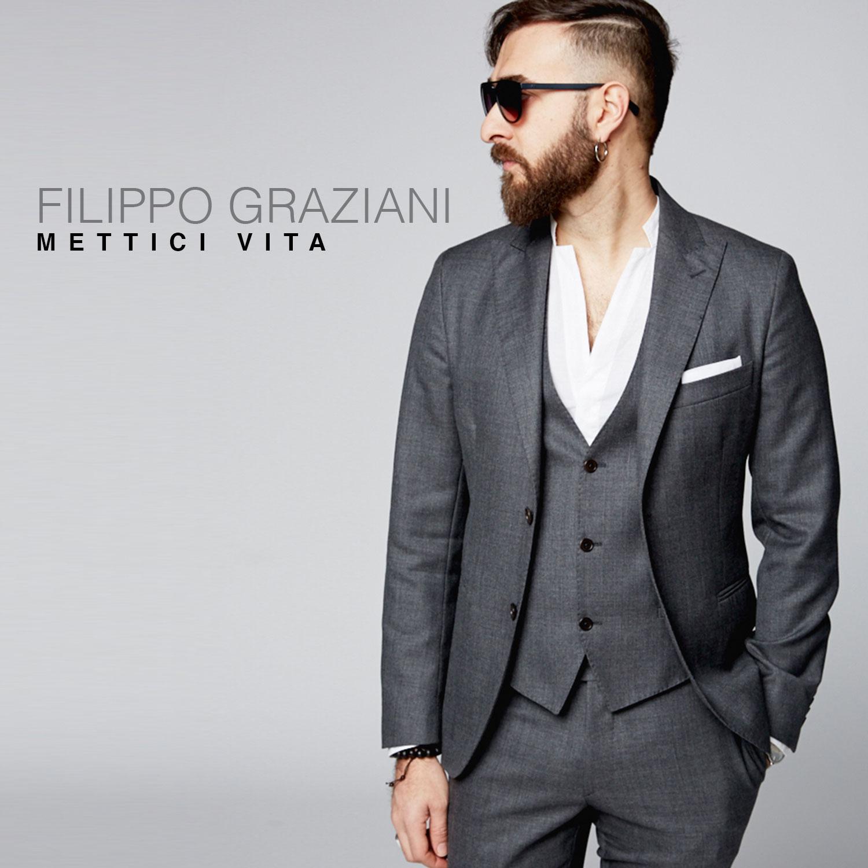 Filippo Graziani, esce il nuovo singolo