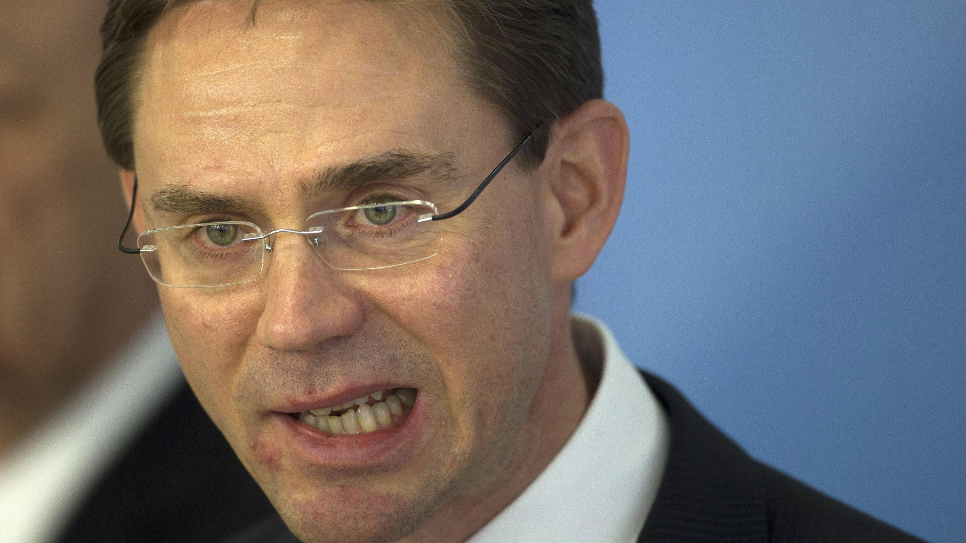 Katainen, spero governo stabile filo-Ue