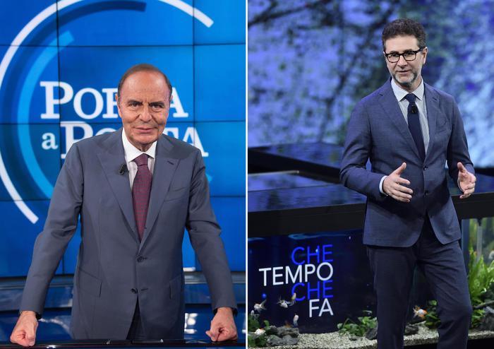 Elezioni: M5S 'fuori Vespa e Fazio', ma il Pd si oppone