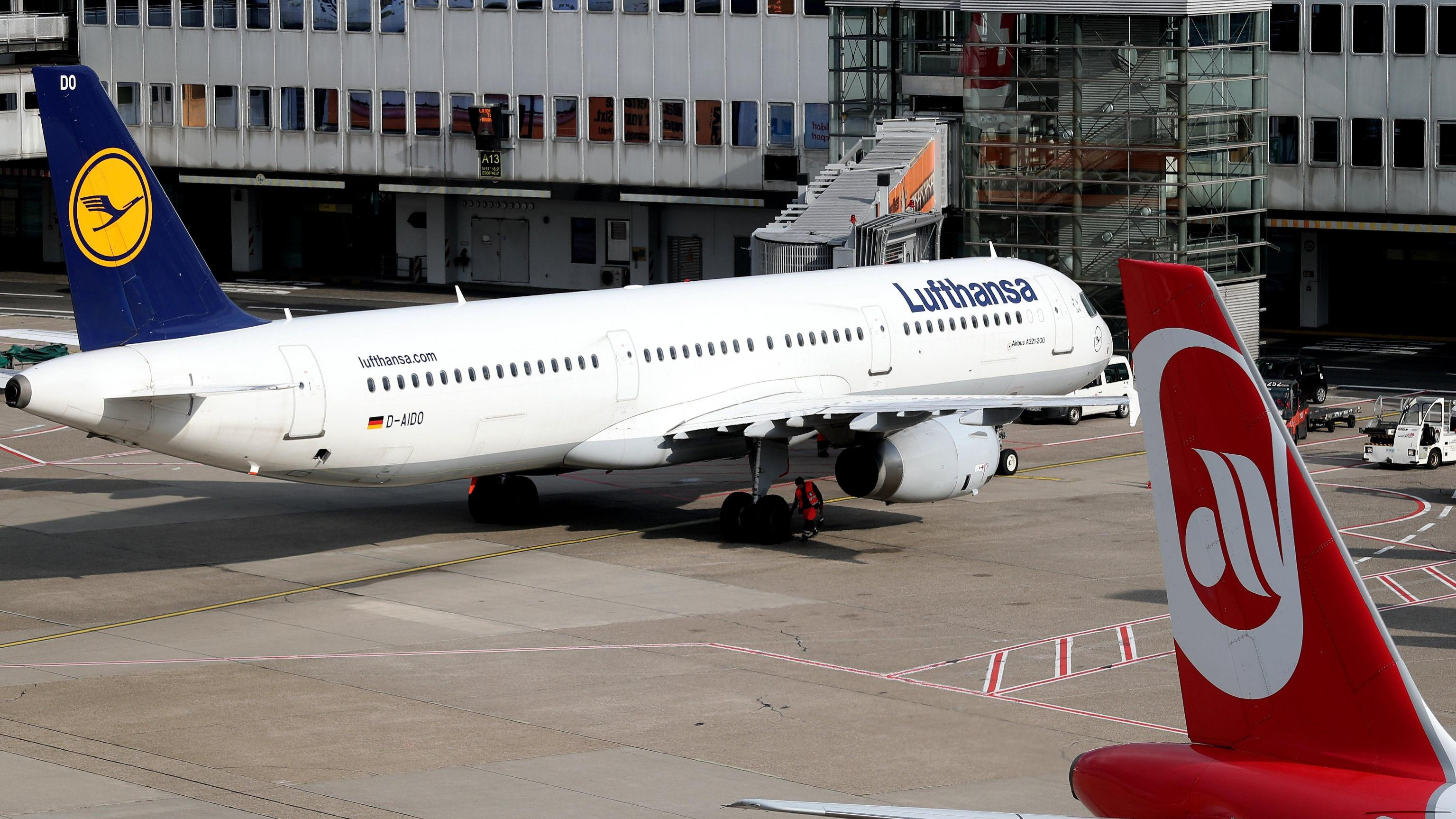 Lufthansa sorpassa Ryanair nel 2017