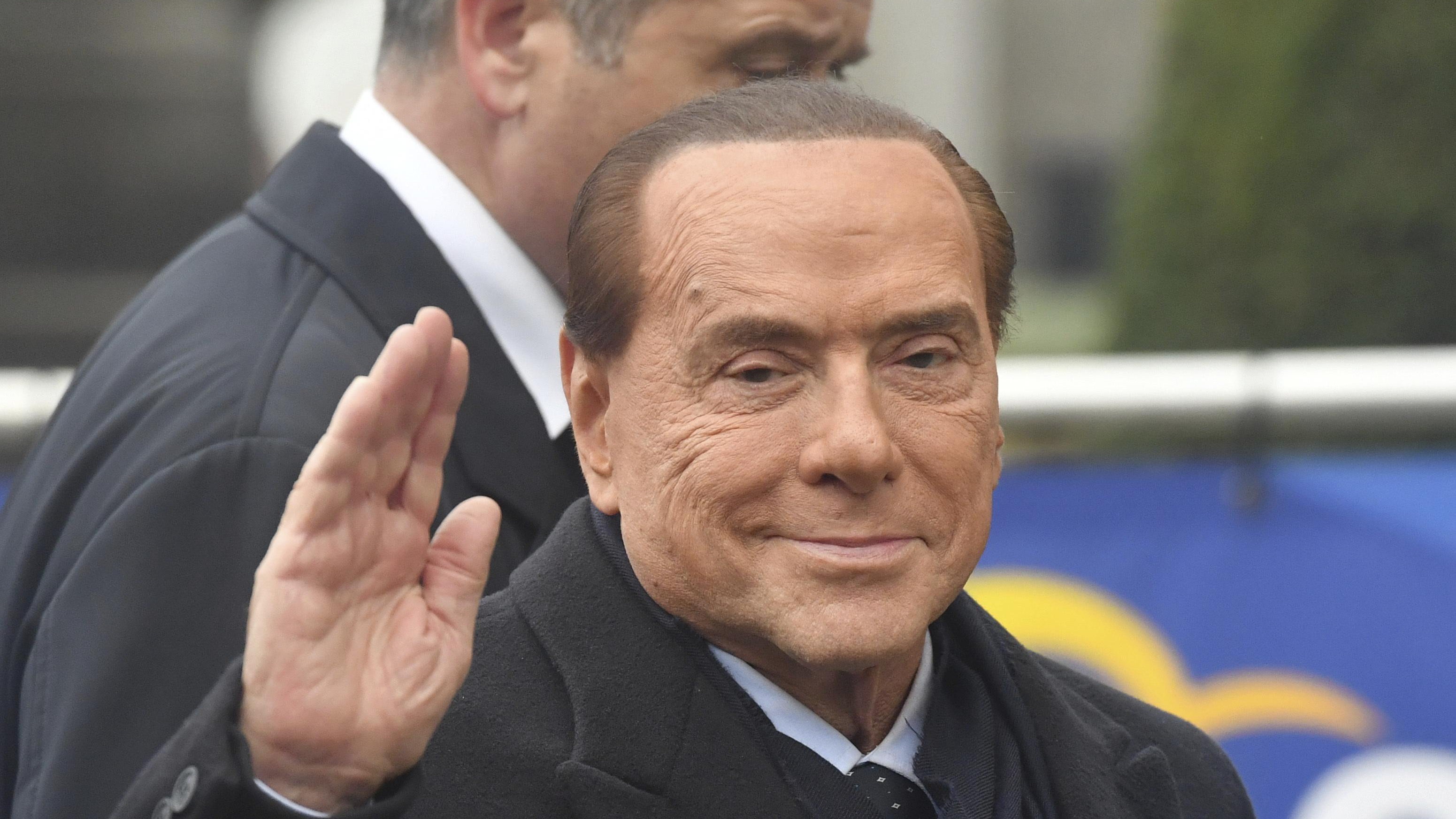 Berlusconi, con non noi via Jobs act