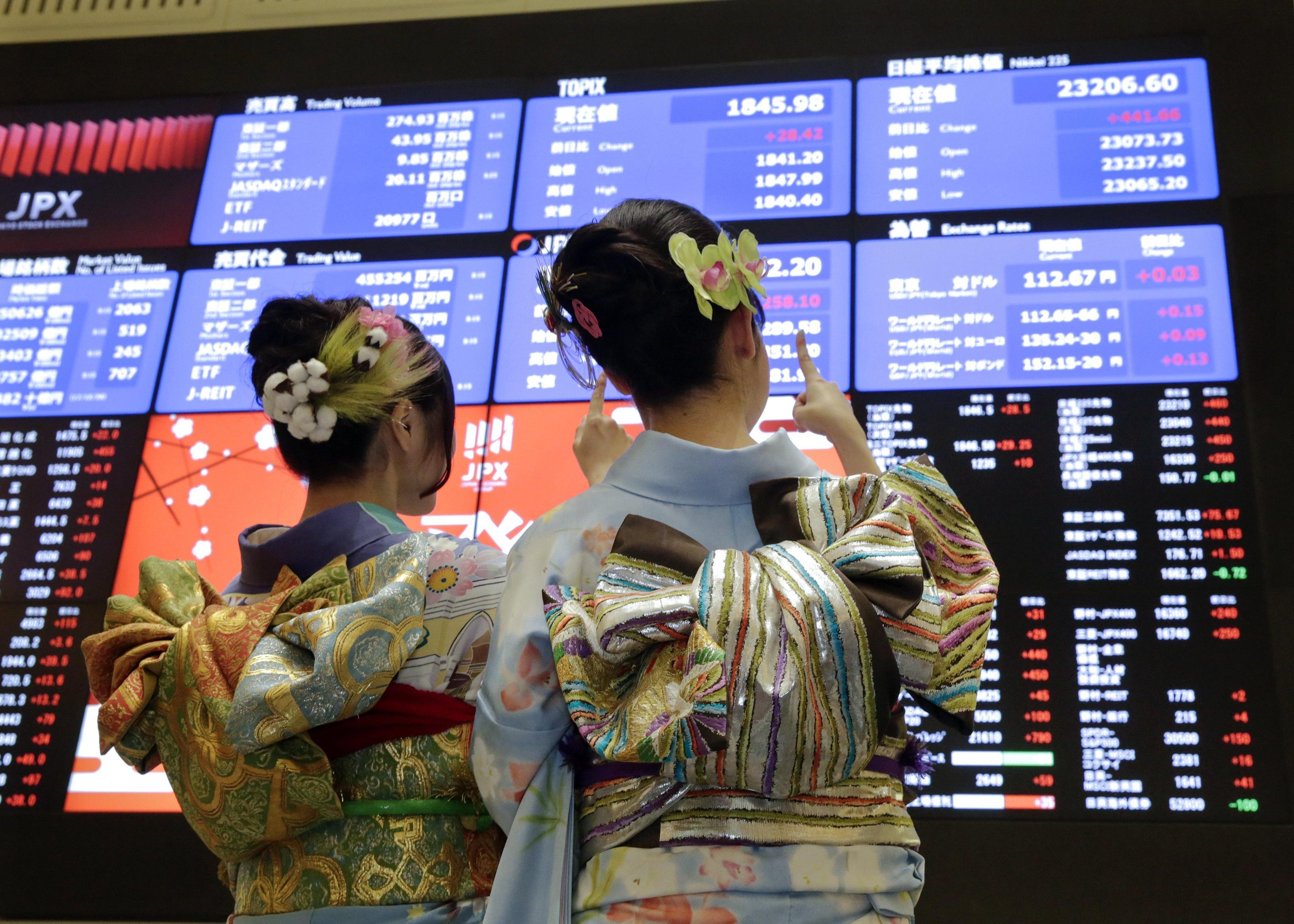 Borsa: Asia debole, Europa vista rialzo