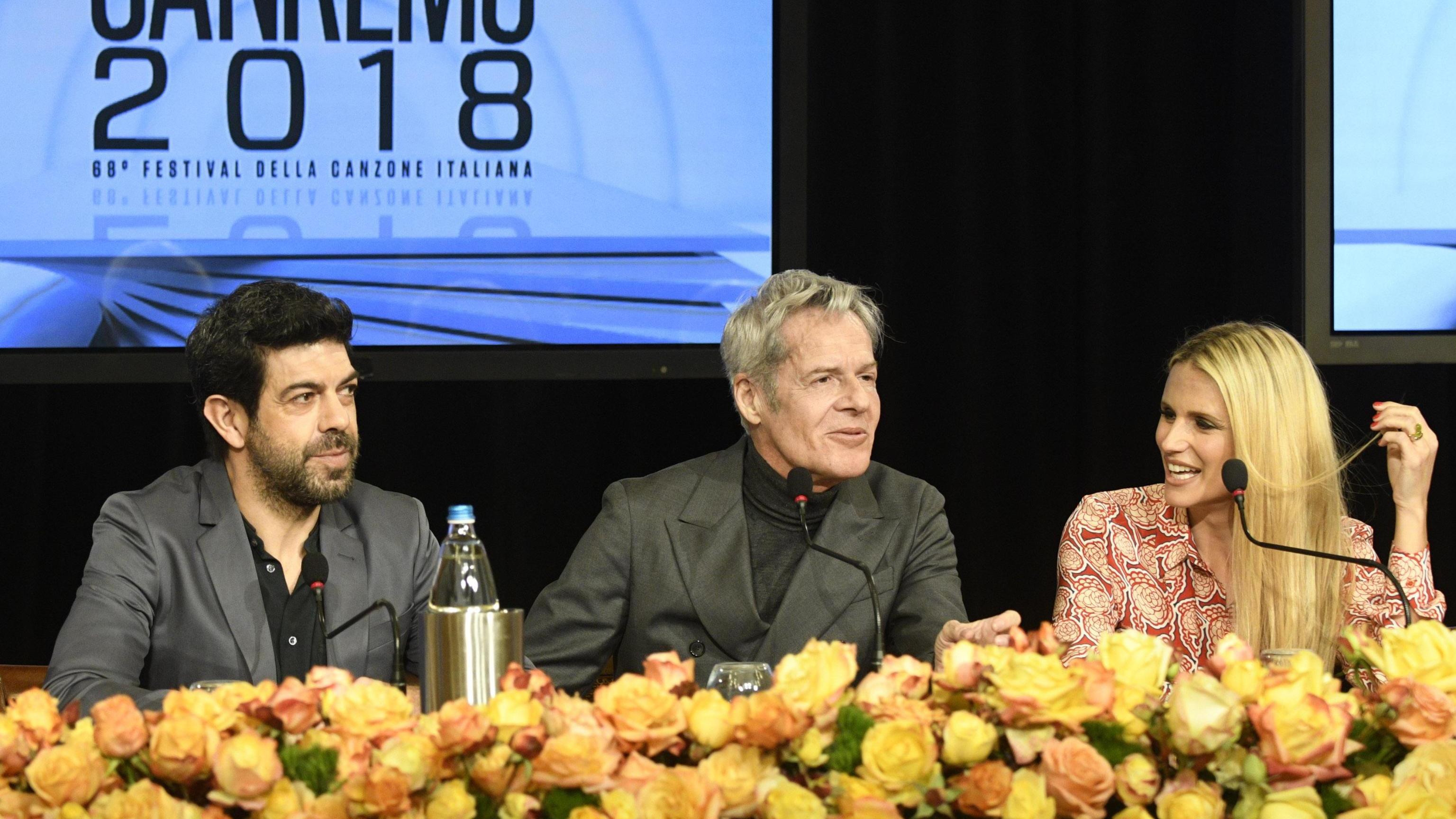 Baglioni, Pausini e Sting? Vediamo