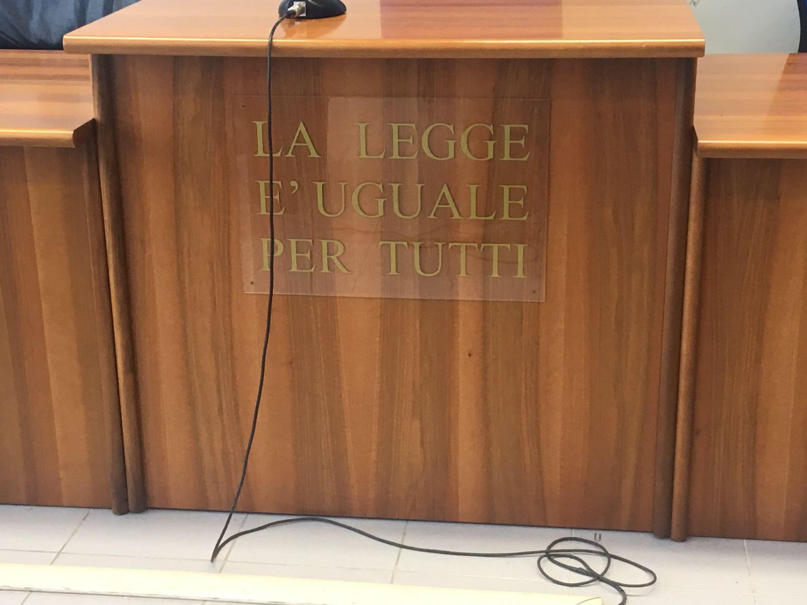 Tangenti sanità:tre assolti a Foggia