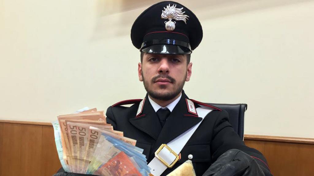 Droga kamikaze a Torino, preso pusher
