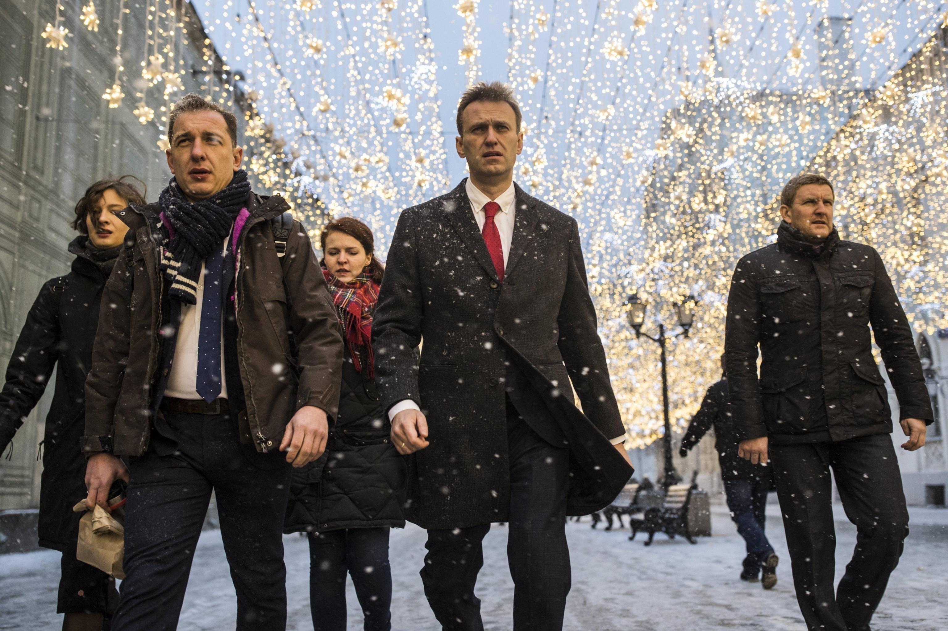 Navalni presenta ricorso a Corte Suprema