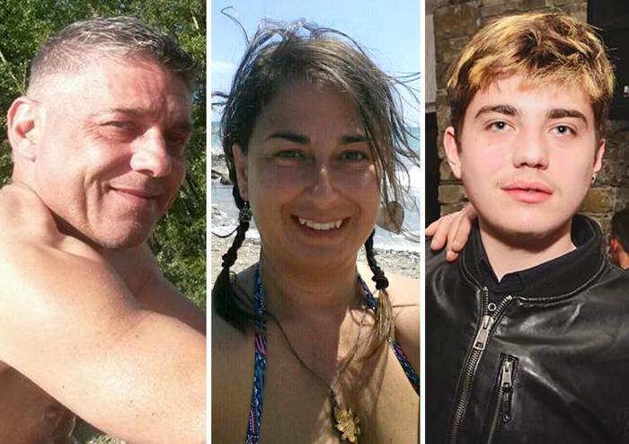 Padre, madre e figlio morti per  il monossido vicino Alessandria