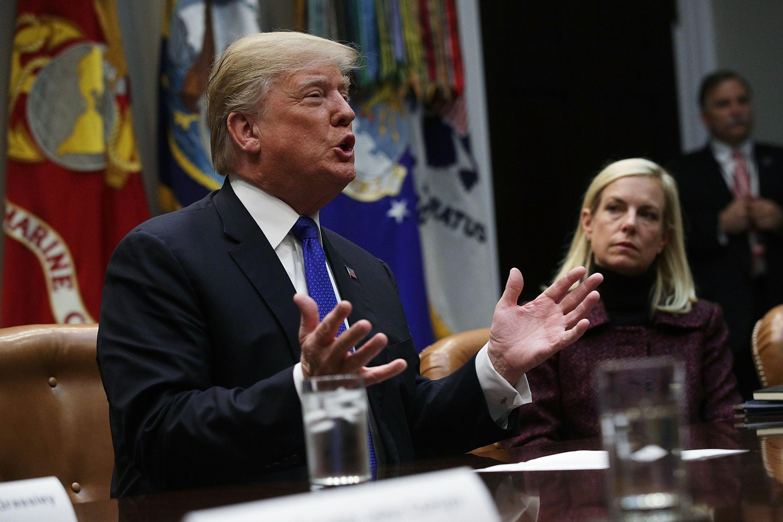 Trump attacca autore 'libro falso'