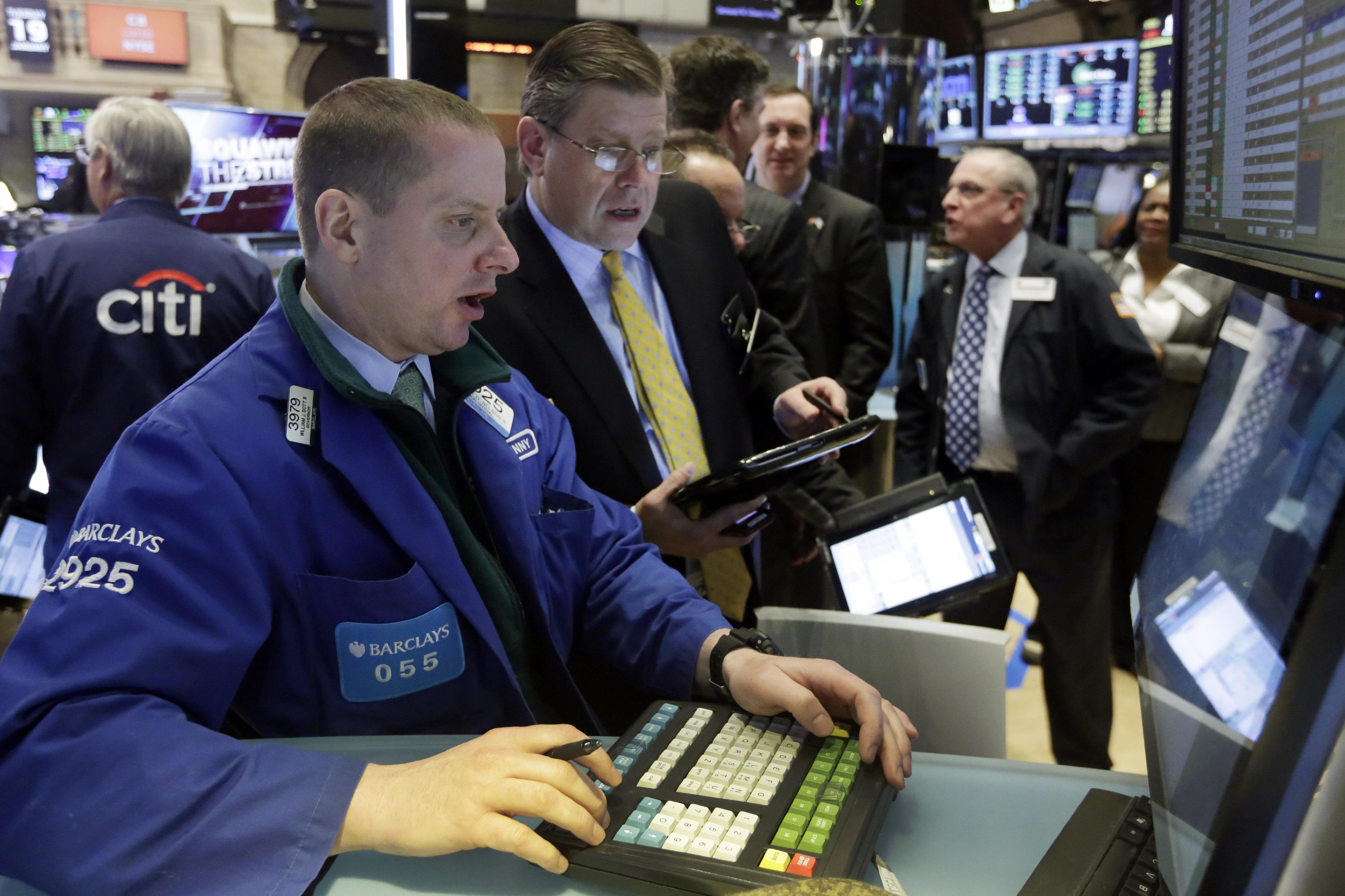 Wall Street apre positiva, Dj +0,21%