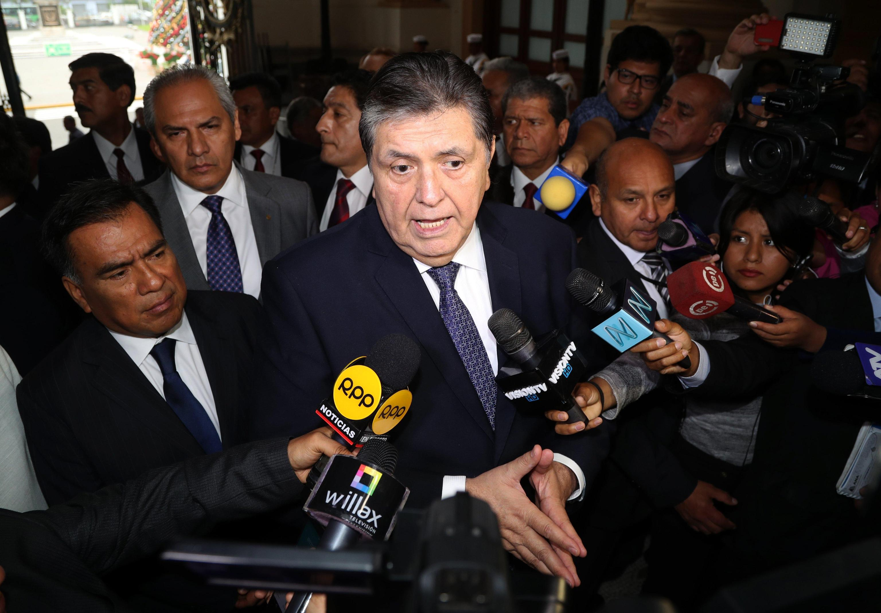 Perù: Odebrecht, Alan Garcia coinvolto