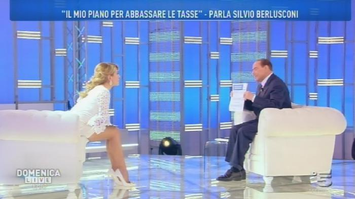 Berlusconi: 'M5S peggio dei post comunisti del 1994'