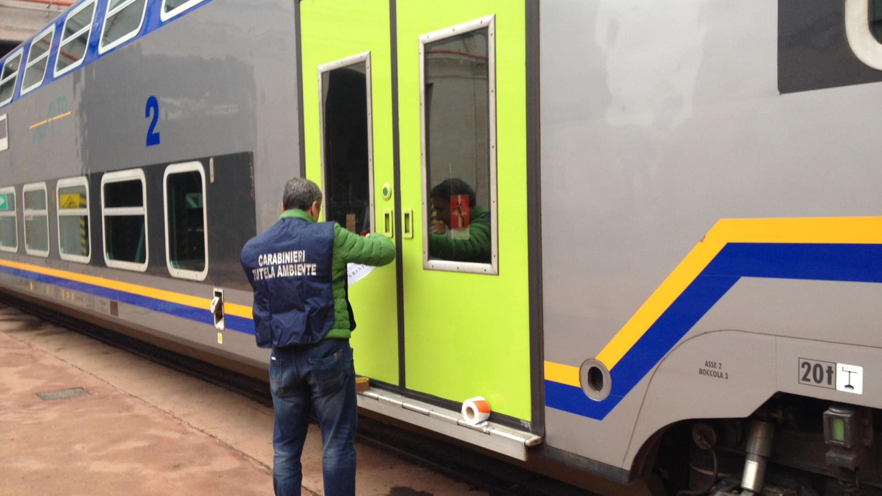 Reflui treni su binari: chiuse indagini
