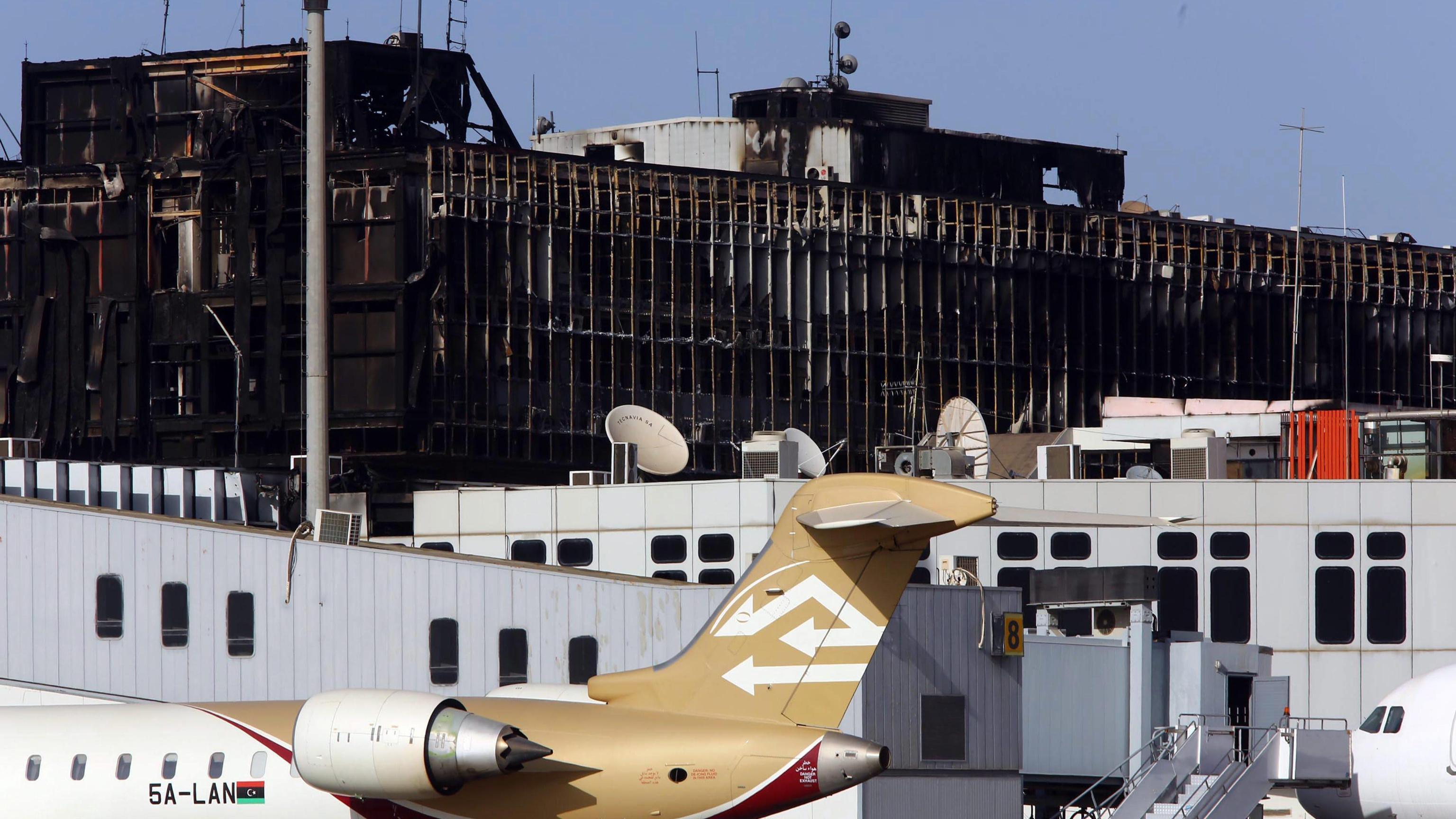 Libia: stato emergenza a scalo Tripoli