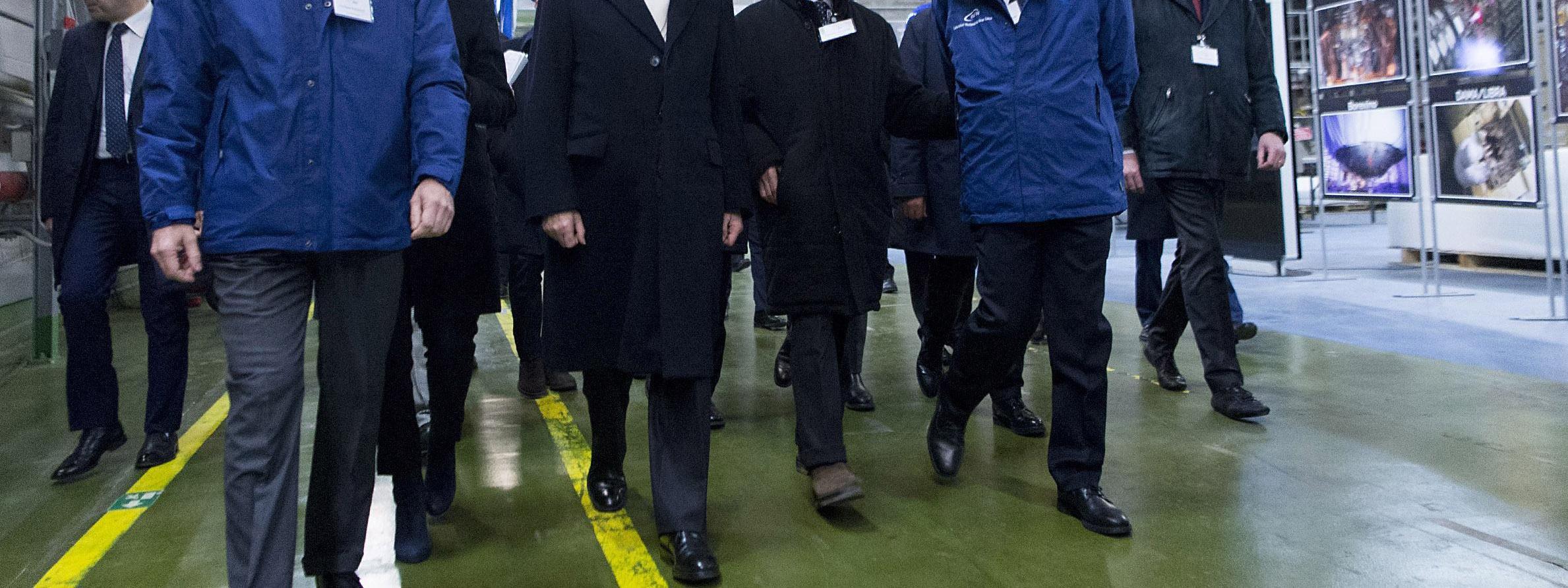 Mattarella,lavoro resta emergenza Italia