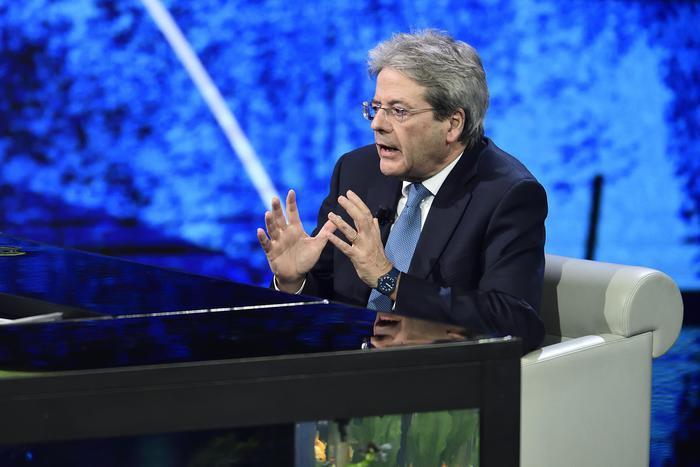Gentiloni: 'Chi vince al voto governa, no al Rischiatutto'