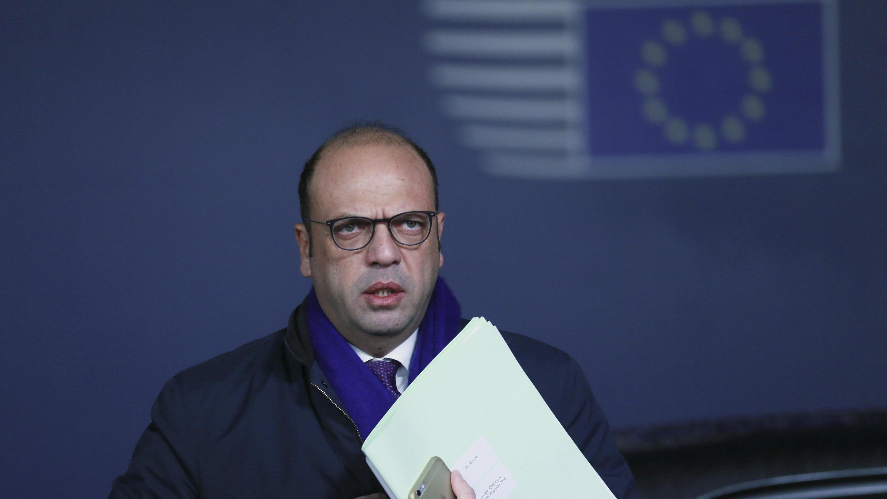 Alfano a Bruxelles, Ue sostenga Tunisia