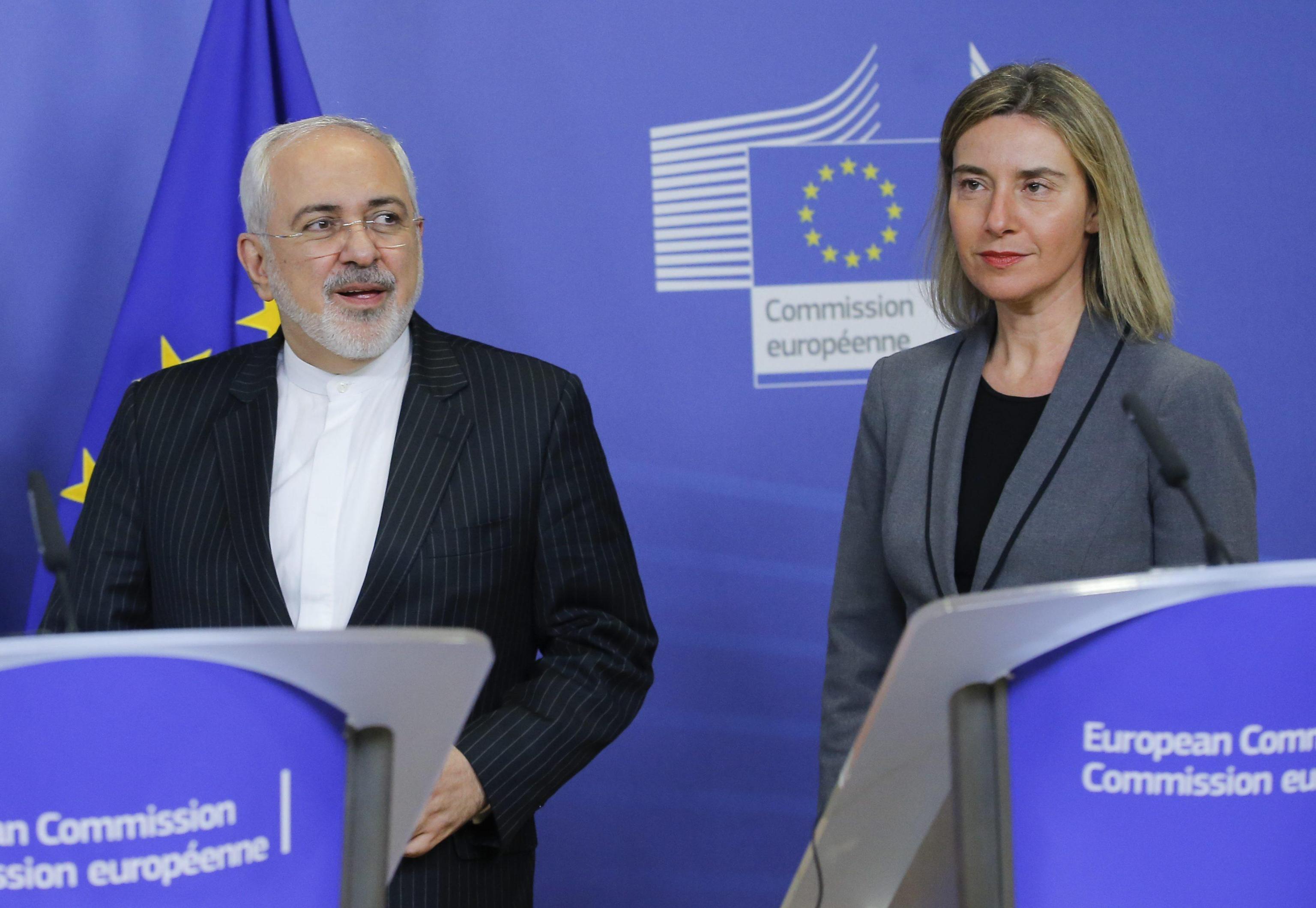 Iran:riunione tra negoziatori Ue e Zarif
