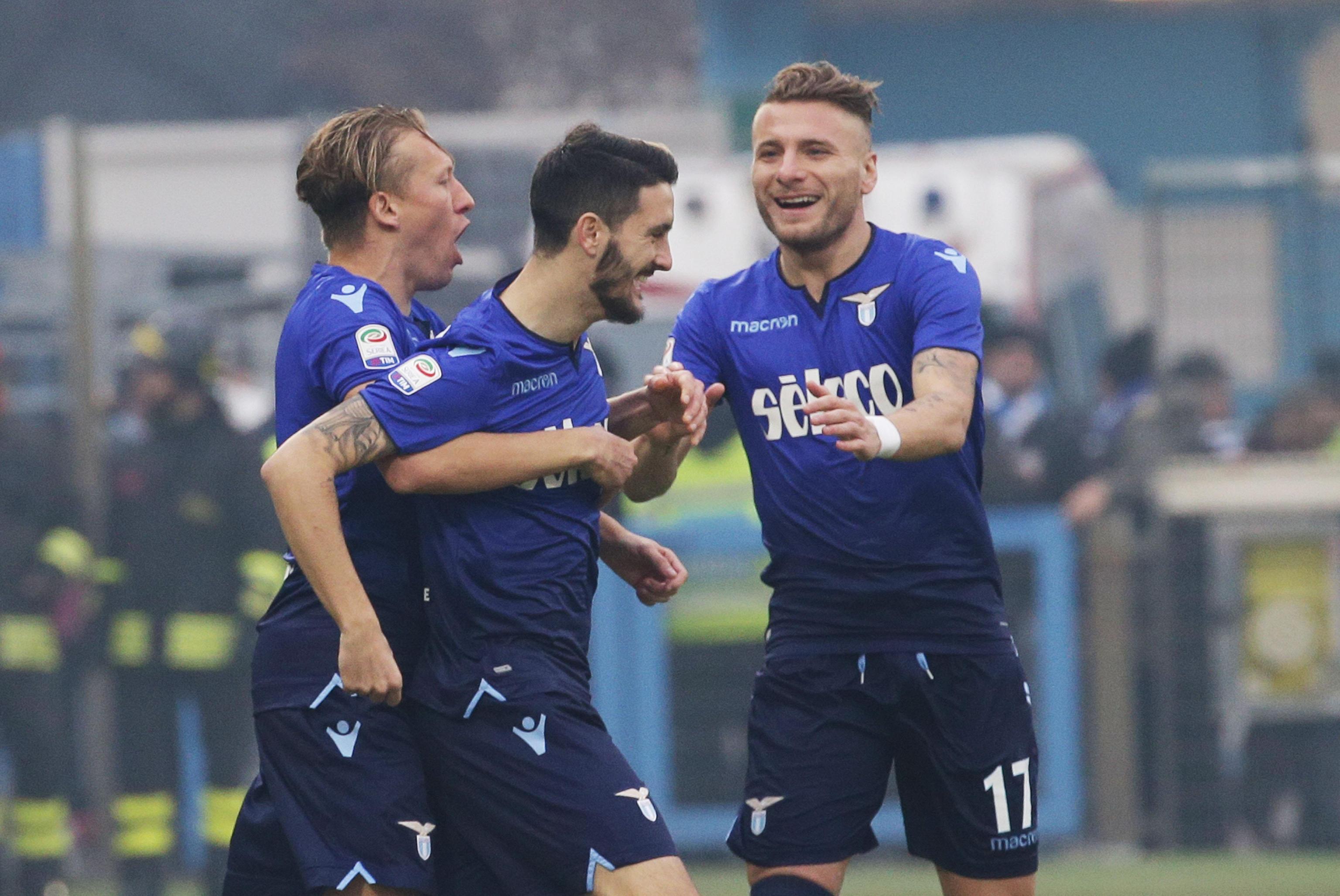 Serie A: Spal-Lazio 2-5