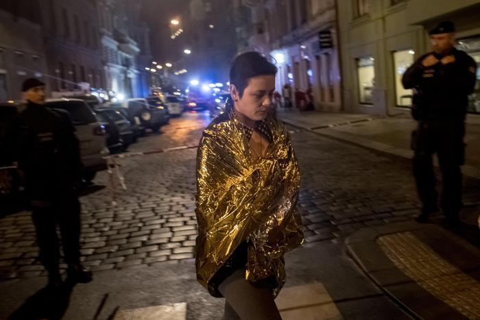 Rogo hotel Praga: quattro vittime, salvo un attore italiano