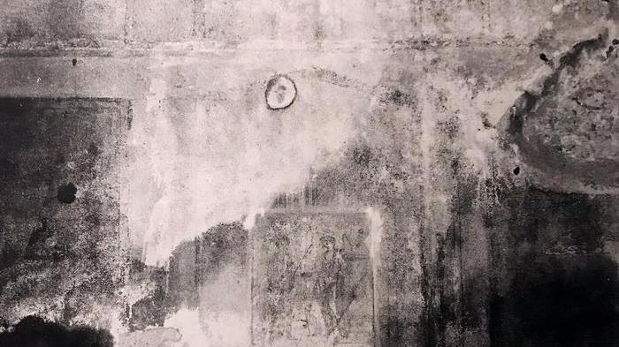 Pompei, sfregiato l'affresco di Bacco e Arianna