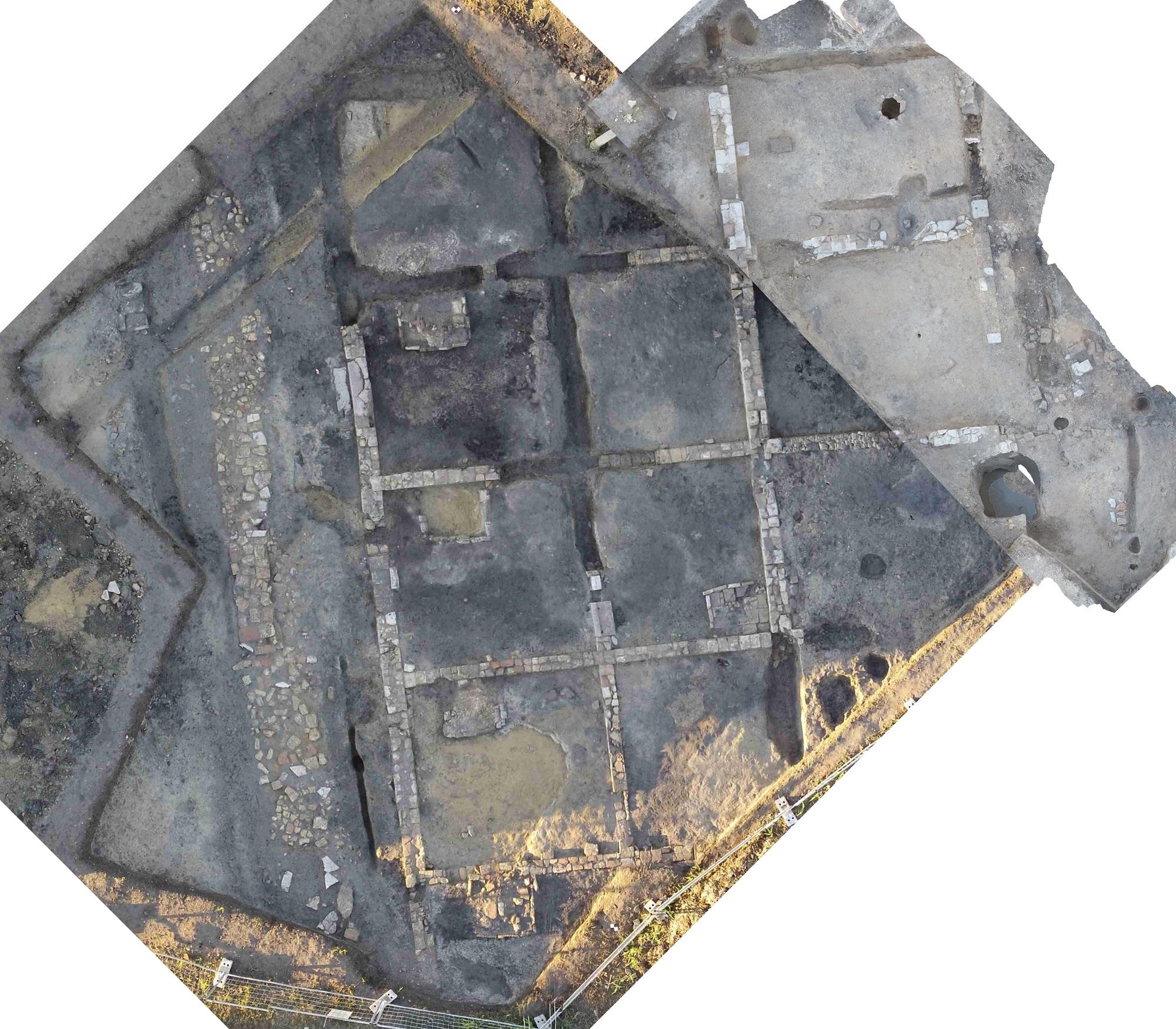 A Jesolo scoperto albergo IV-V secolo dC