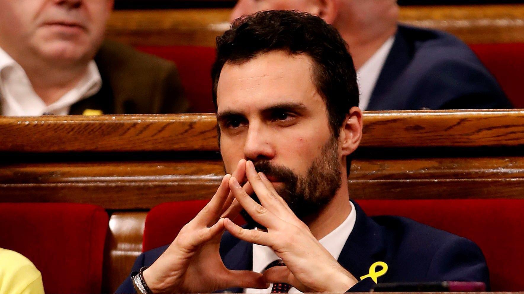 Colloqui su investitura Puigdemont