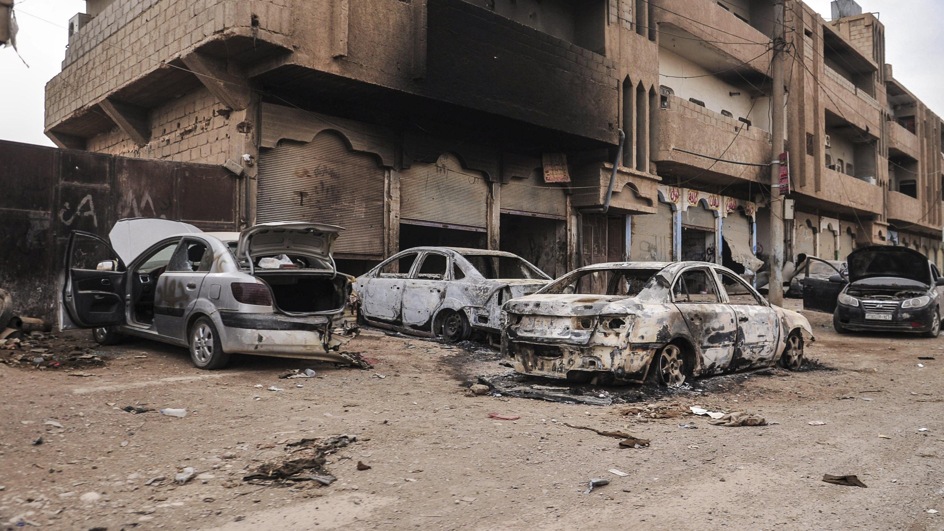 Isis rialza la testa nel centro Siria