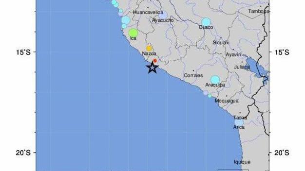 Terremoto di 7.3 in Perù: almeno 2 morti, decine di feriti