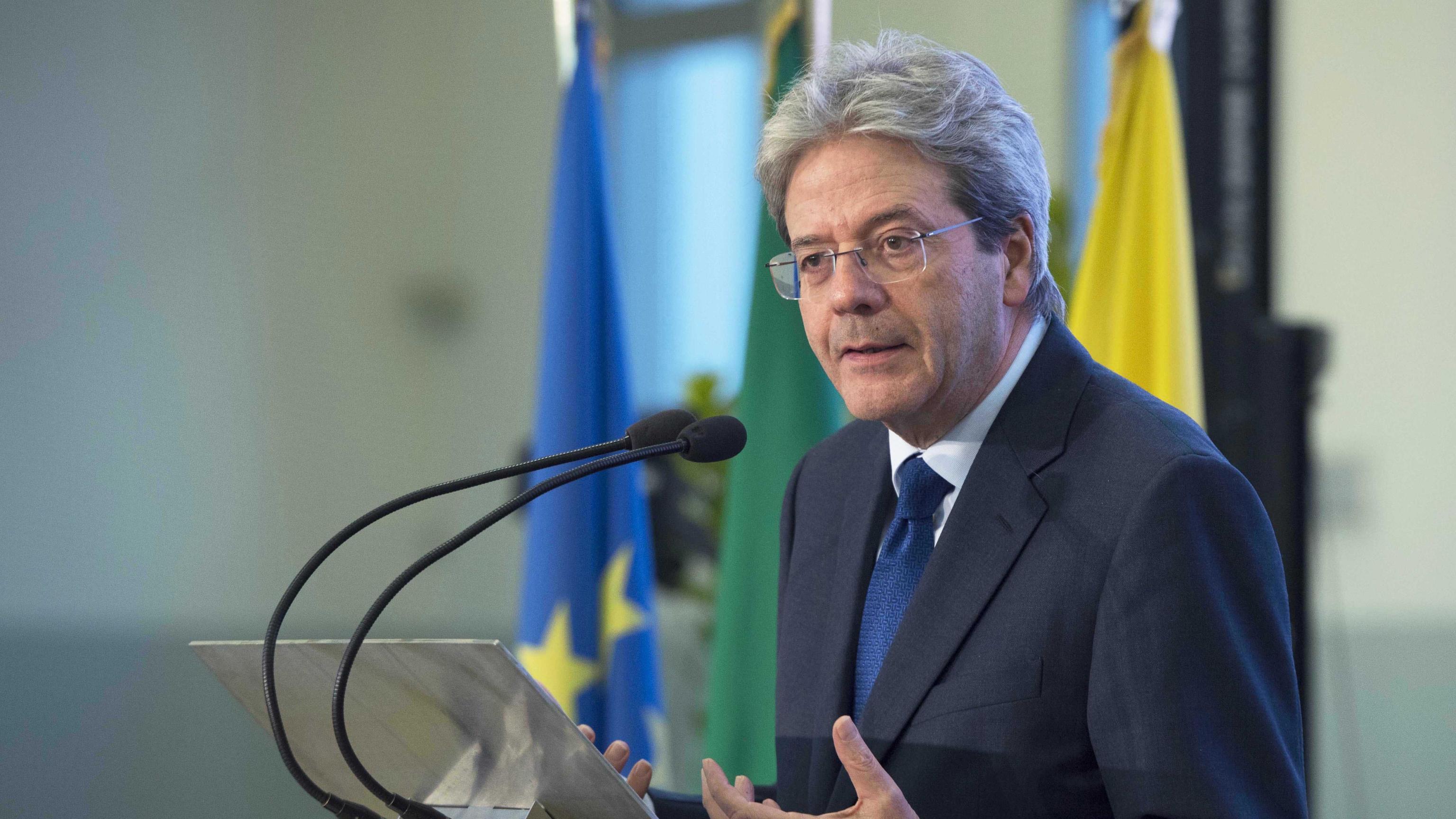 Gentiloni,è ora forze progressiste in Ue
