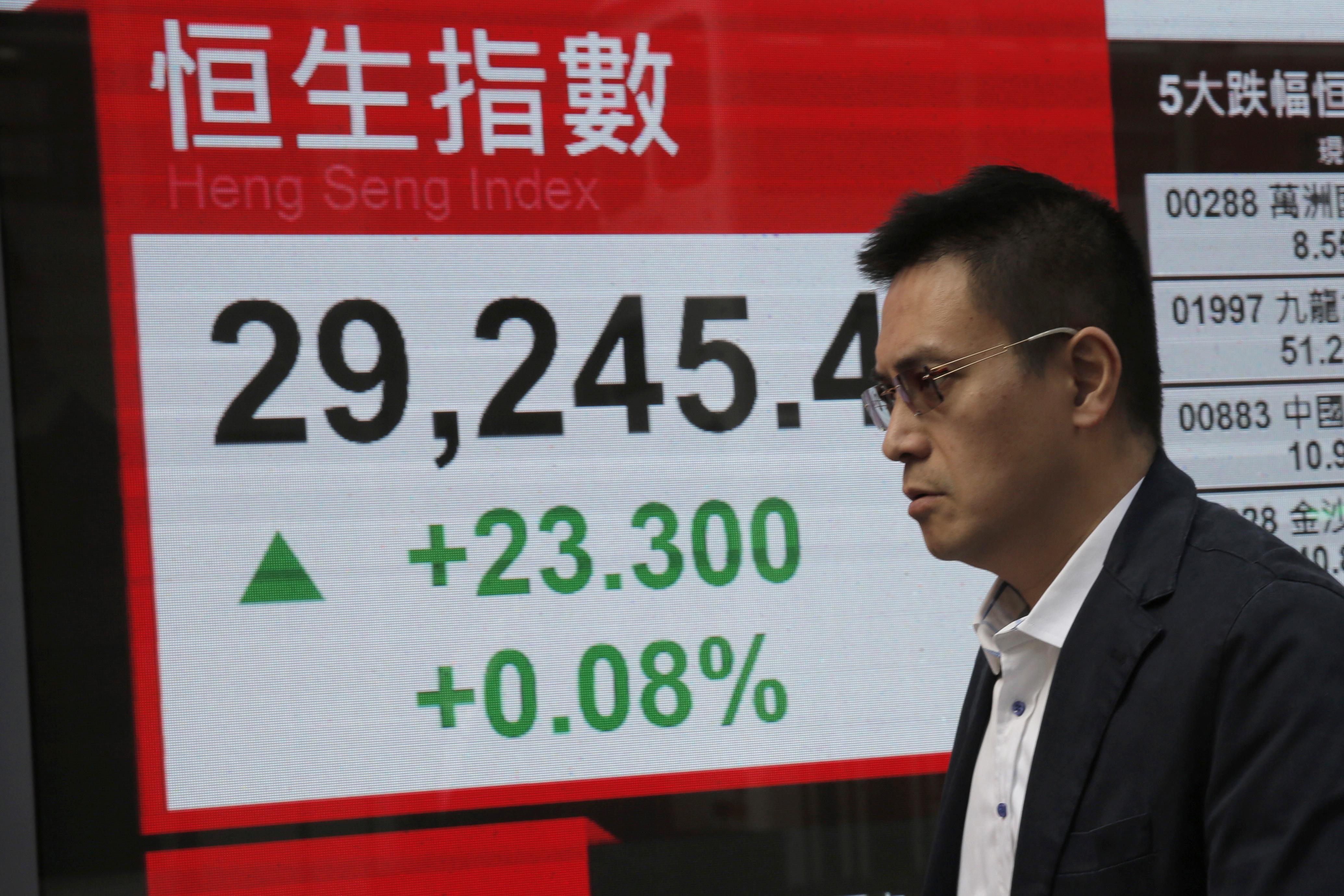 Borsa: Asia chiude in rialzo