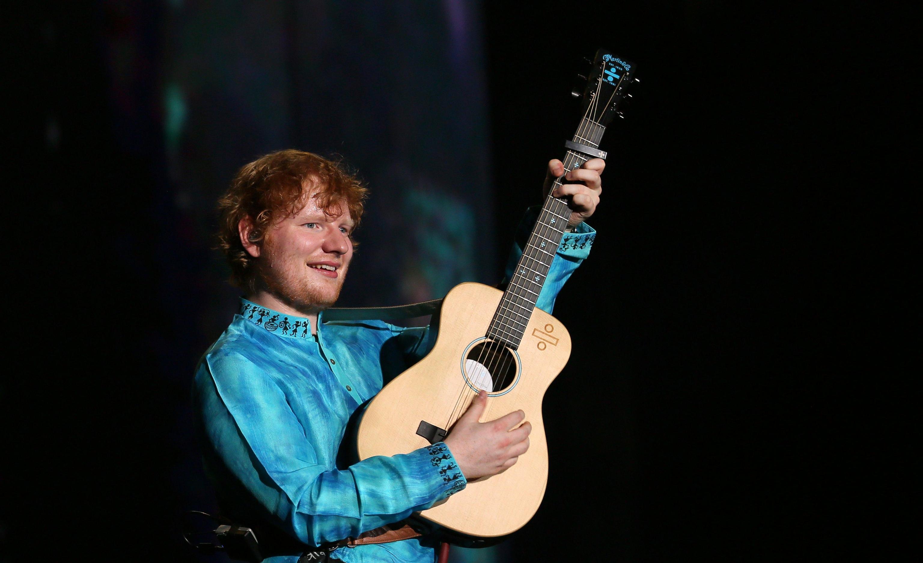 Classifiche 2017, al top Ed Sheeran