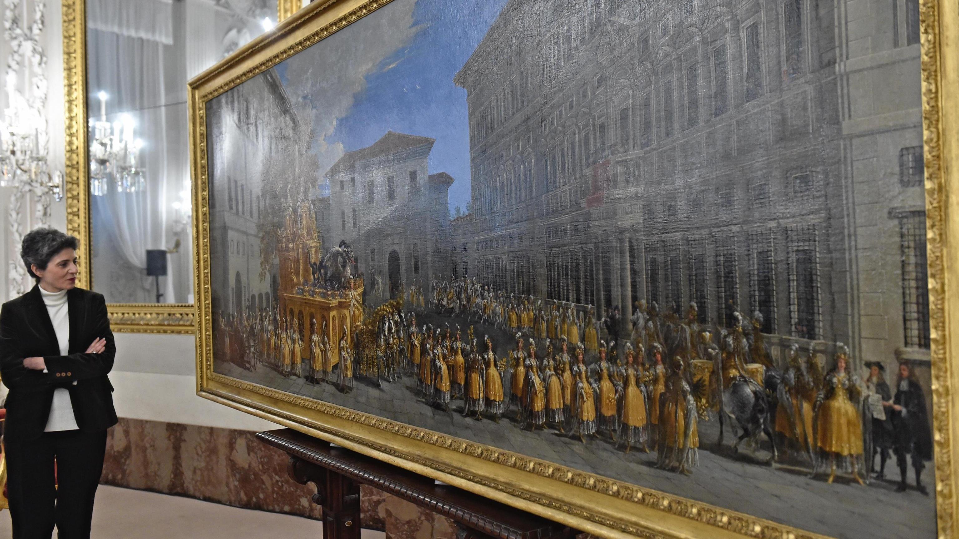 Uffizi comprano opera schor - Ansa bagno a ripoli ...