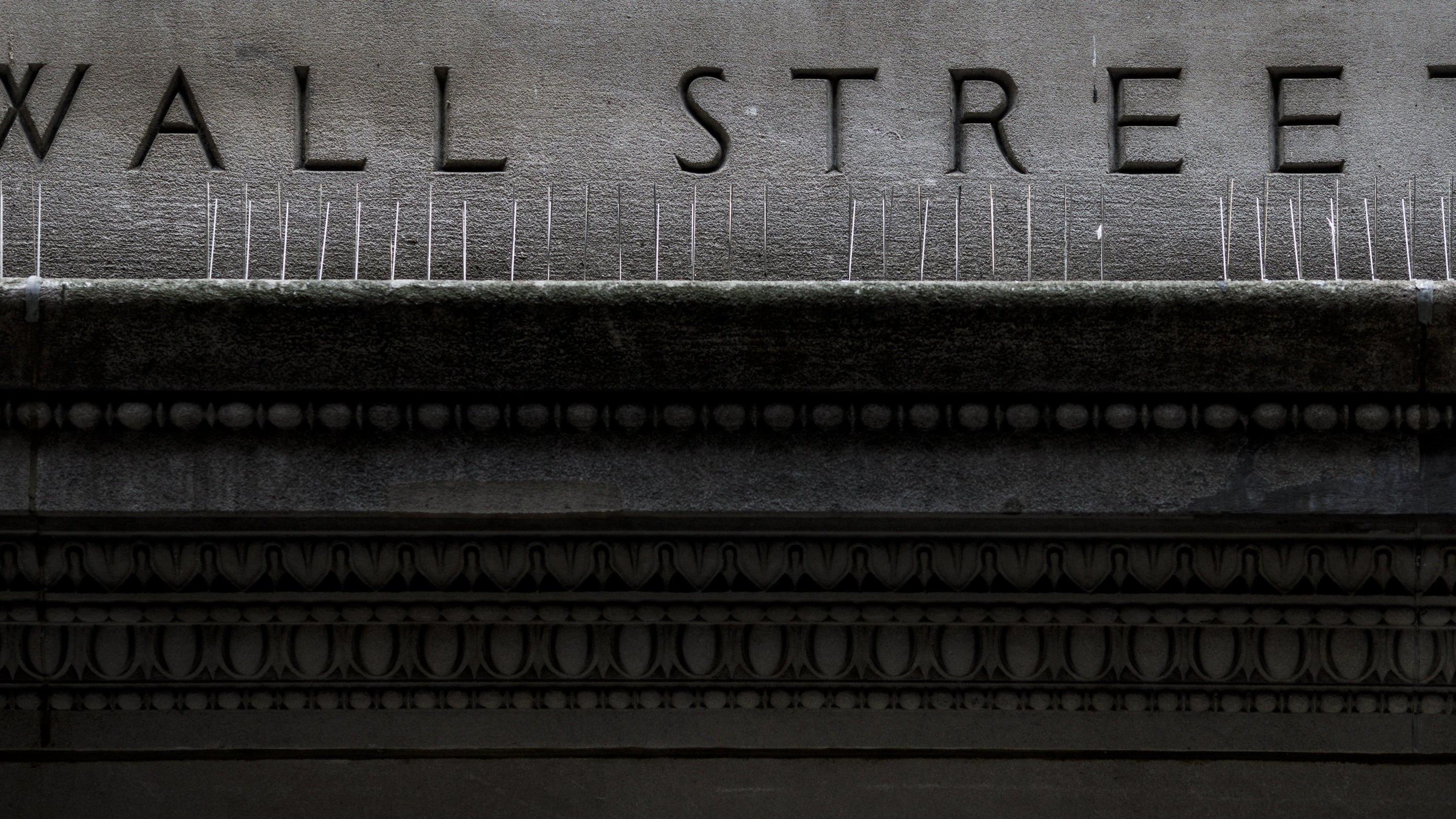 Borsa wall street apre positiva virgilio notizie for Ufficio wall street
