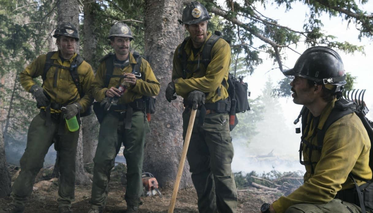 Fire Squad cinema