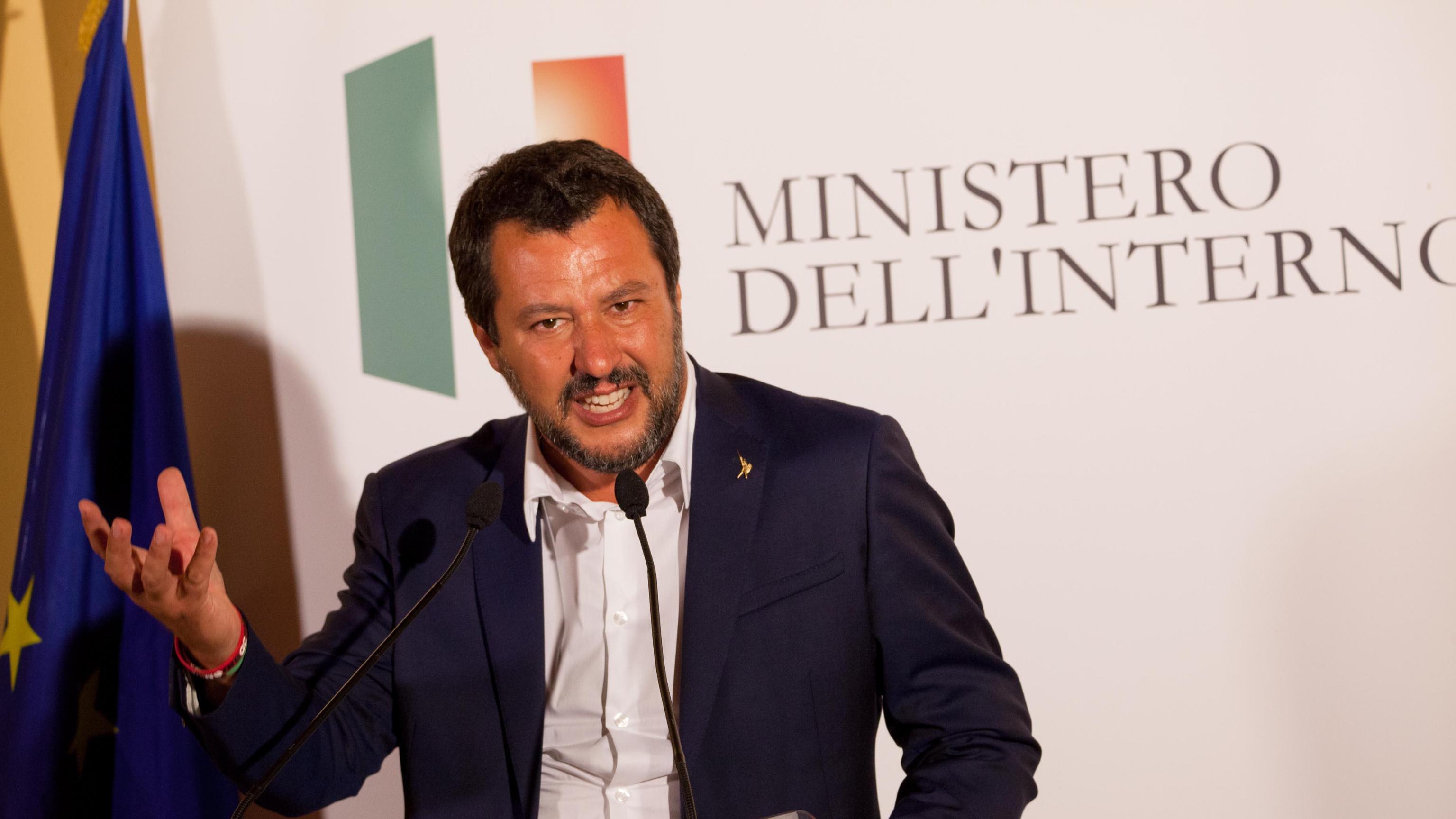 Risultati immagini per Matteo Salvini