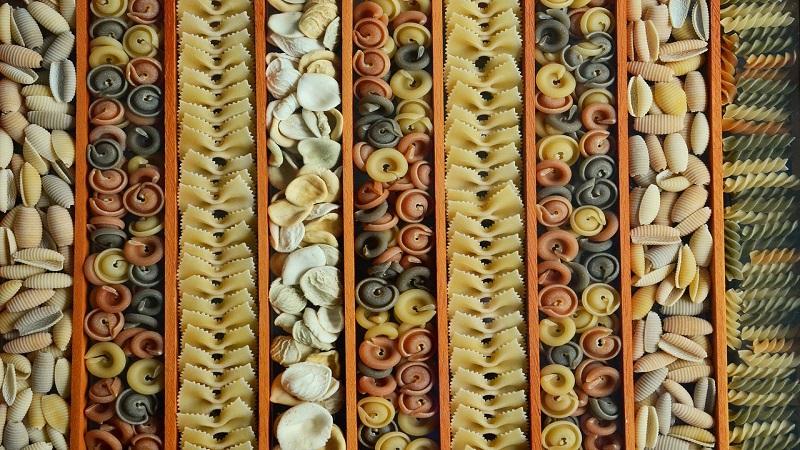 Tipi di pasta: i più venduti, i più strani, i regionali