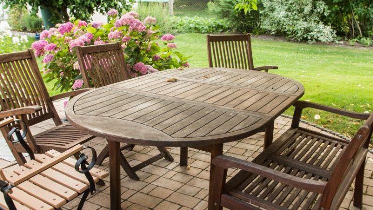 Idee Per Arredare Il Patio : Sedie da giardino: modelli e consigli per lacquisto paginegialle