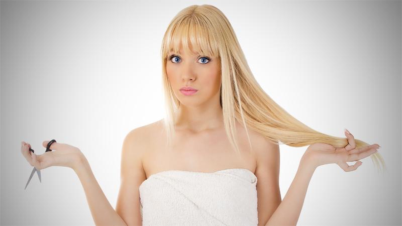 Come trovare il mio taglio di capelli