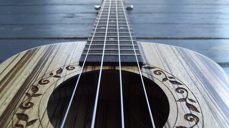 come accordare ukulele