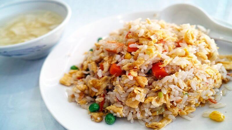 Ristorante cinese per la prima volta: cosa mangiare