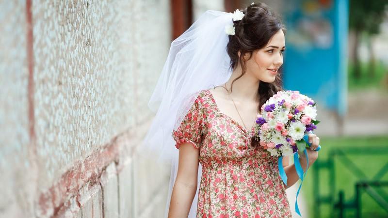 quale abito per il matrimonio civile