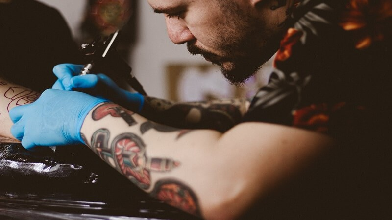 Idee per tattoo: la rosa dei venti