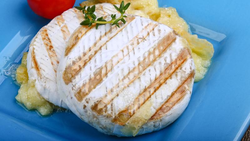 come fare il formaggio alla piastra