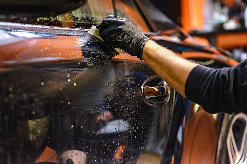 Come fare la lucidatura auto
