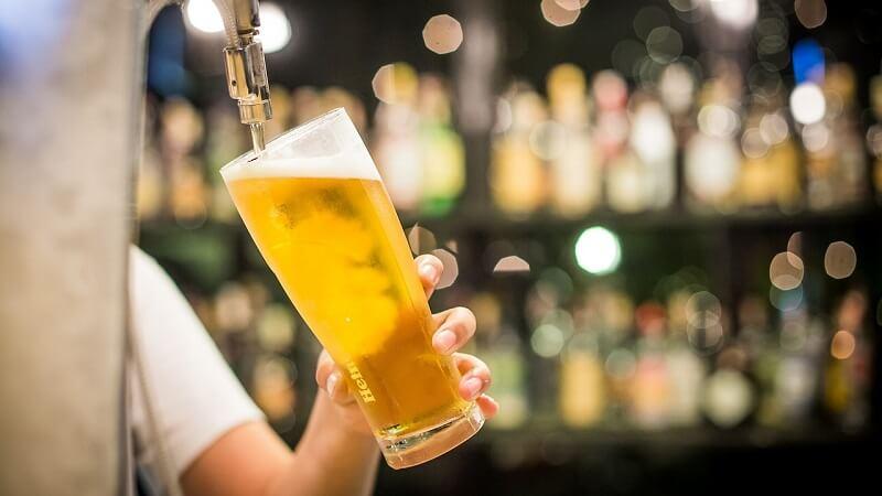 Come funziona uno spillatore di birra