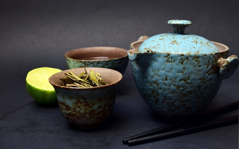 Raku, la ceramica di tradizione giapponese